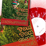 7inch vinyl + CD single Mistletunes